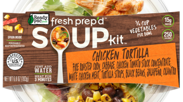 Ready Pac Foods Fresh Prep'd Soup Kit Chicken Tortilla