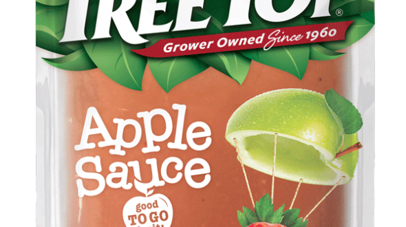 Tree Top Apple Sauce Pouches Strawberry