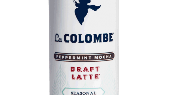La Colombe Draft Latte Peppermint Mocha