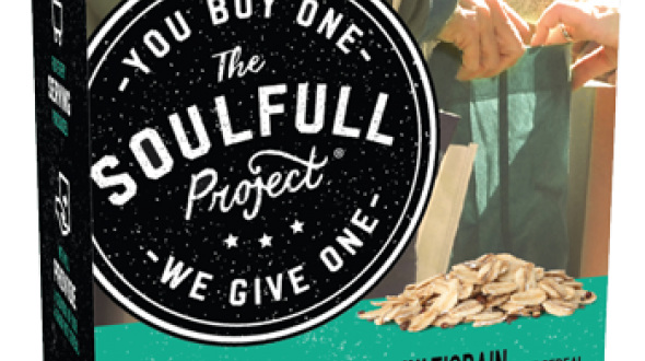 The Soulfull Project Multigrain Hot Cereal Hearty Grains & Seeds