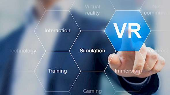 Another Use For Virtual Reality: Food Safety Training