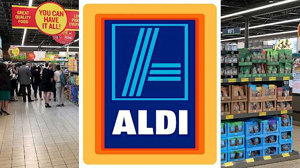 ALDI Wants To Keep It Simple