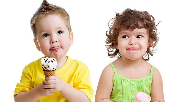 Where Were You When You Had Your First Ice Cream Cone?