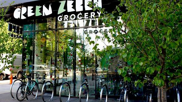 Green Zebra Grocery Wants To Grow As Fast As Its Tomato Namesake