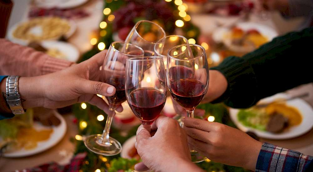 Preparing Your Body and Mind For The Holiday Party Season