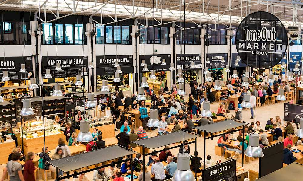 Time Out Media Finally Launches US Food Halls In 2019