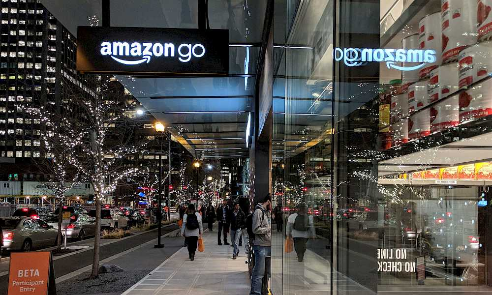 Will Amazon's New Store Be Built For Gen Z?
