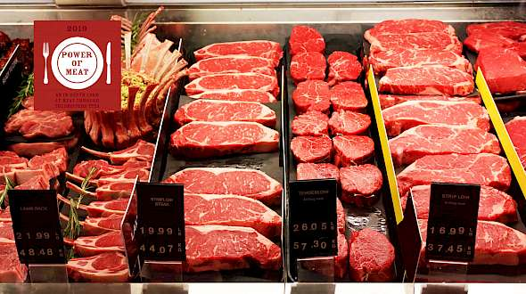 'Power of Meat' Study Explores its Role in Today's Food World