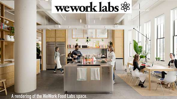 Will WeWork Food Labs Take Over The Food Accelerator Space?
