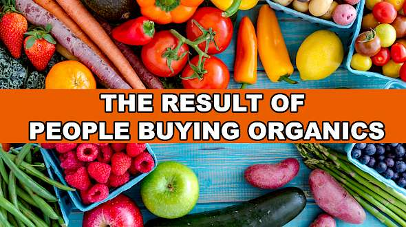 The Result of People Buying Organics