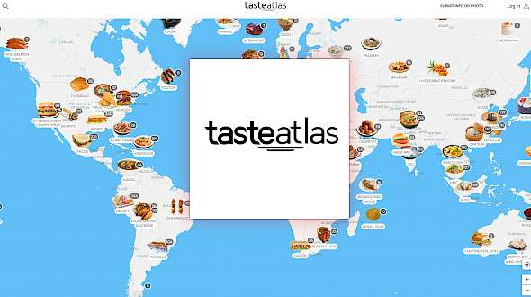 TasteAtlas Allows you to Find the Best Local Food