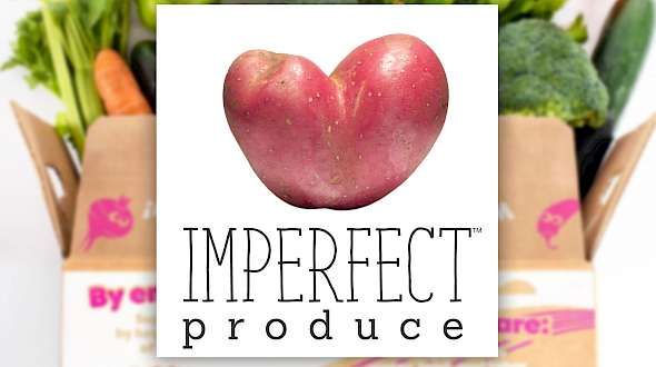 "Imperfect Produce Sells ""Ugly"" Fruits and Vegetables on Subscription"