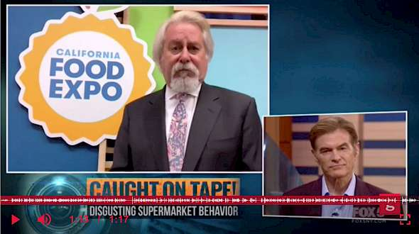 Phil Lempert Appears on 'The Dr. Oz Show'