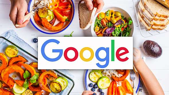 Think Food? Think Google