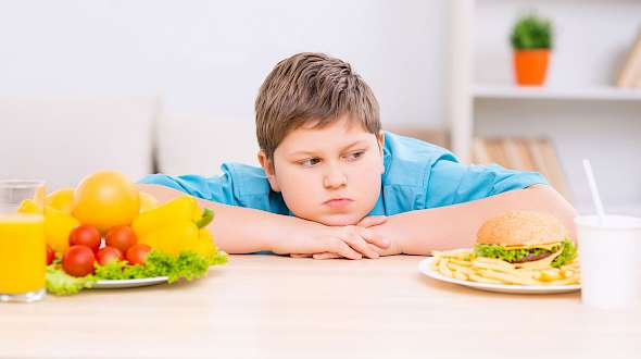 New Research Teaches us how to Change Eating Behavior in Kids
