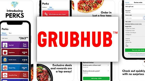 A GrubHub Offering for Grocerants