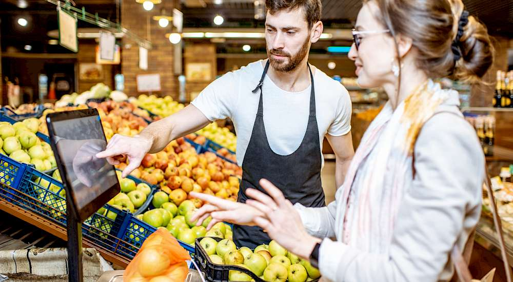 Retail Food Marketing in the Next Decade