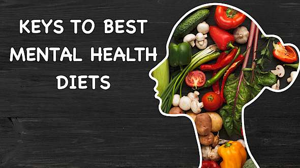 Better Mental Health Diets Make the Headlines