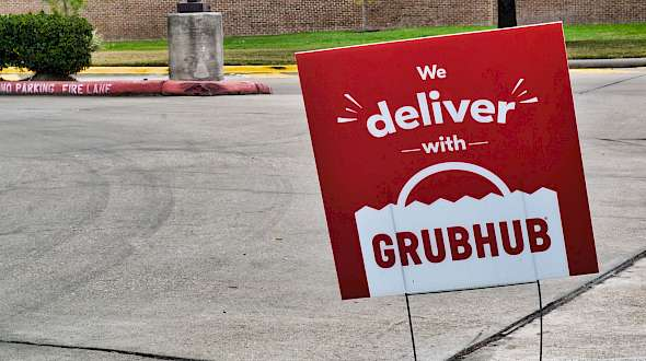 Grubhub Wants to be the Amazon Prime of Food Delivery Services post Covid-19