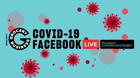 Covid-19 Grocery Panel Facebook LIVE 5/21/20