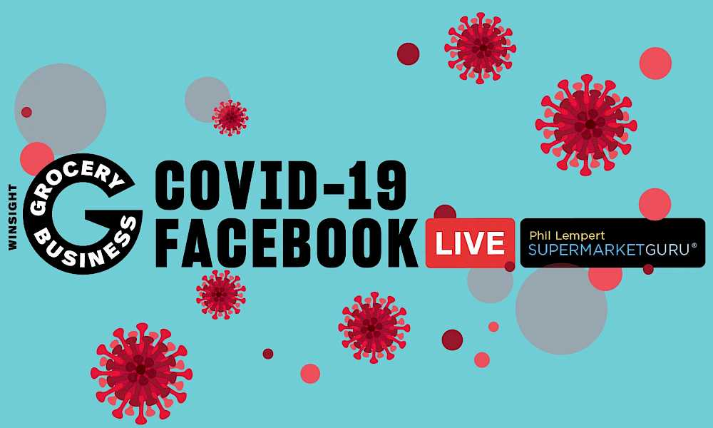 Covid-19 Grocery Panel Facebook LIVE 6/30/20