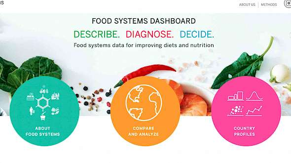 The Food Systems Dashboard Is Remarkable