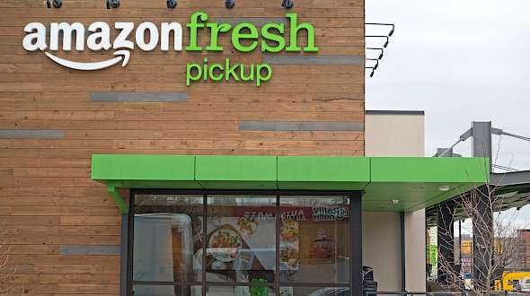 An Analysis of Amazon Fresh First Store Sales