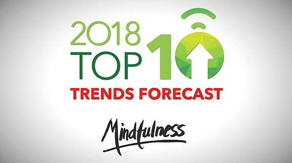 2018 Food Trend #1 - Mindfulness