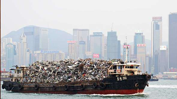 China's Stance On Waste Is Significant