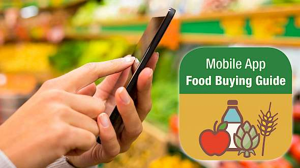 USDA Goes Digital With A Food Buying App – FBG