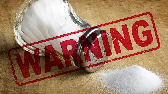 Philadelphia Wants To Put Warning Labels On Foods With High Sodium
