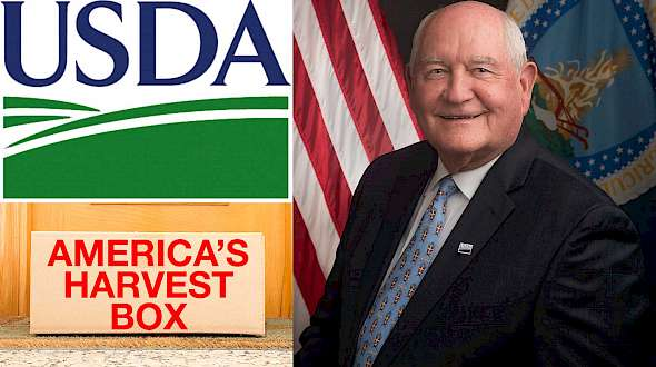 Note To Ag Secretary Sonny Perdue: