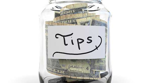 Tired Of That Tip Jar?