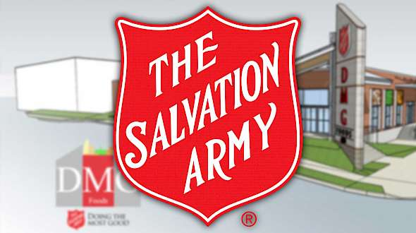 The Salvation Army Might Just Be The Food Desert Solution