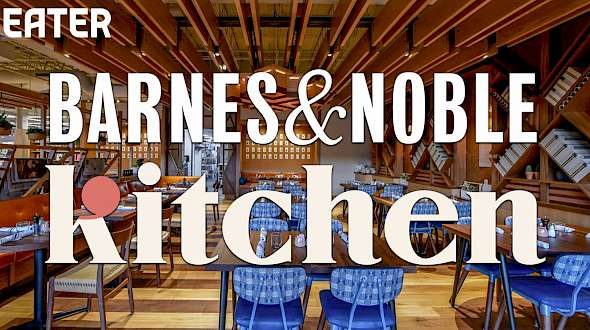 Barnes & Nobles is Hoping A Grocerant Will Save The Chain
