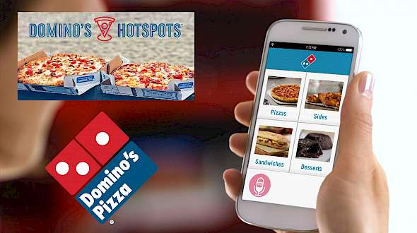 Domino's Wants To Be Everywhere