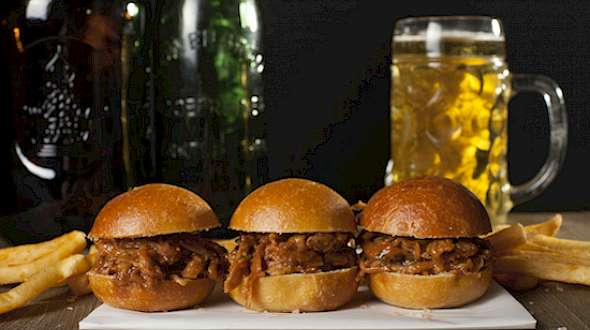Recipe of the Month: Pulled Pork BBQ Sliders