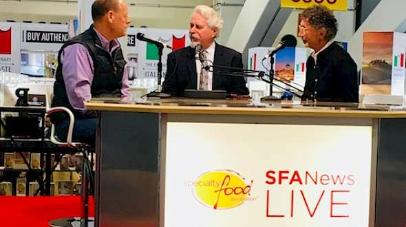 Interviews Live from Winter Fancy Food Show: Part One