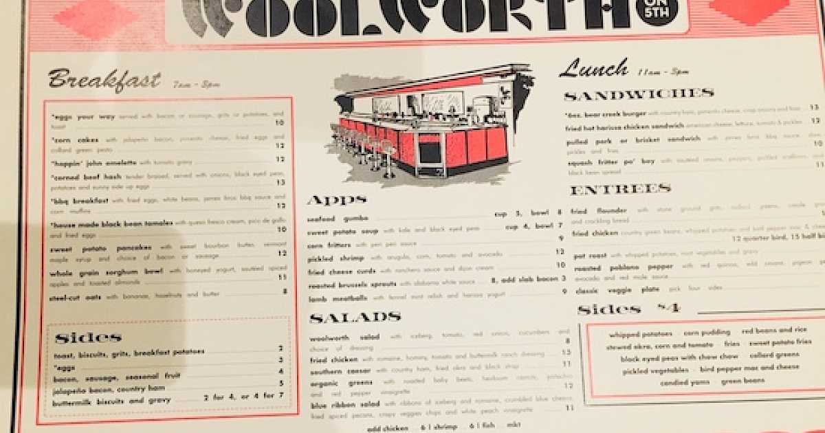 The Reopening Of Woolworth's: A Reminder To Find Your