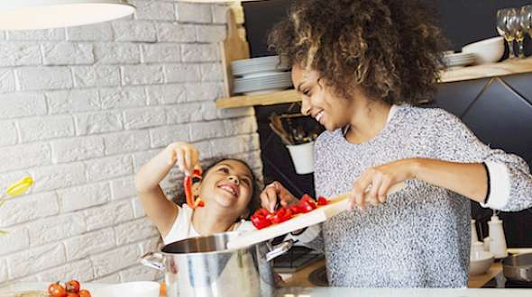 Mindful Eating Can Change the Course of a Child's Life