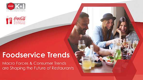 Societal Shifts Shape Future of Foodservice