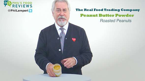 Finishing our Peanut reviews with Peanut Butter Powder