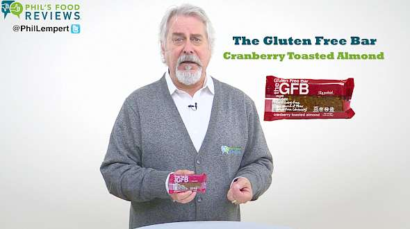 The Gluten Free Bar Cranberry Toasted Almond