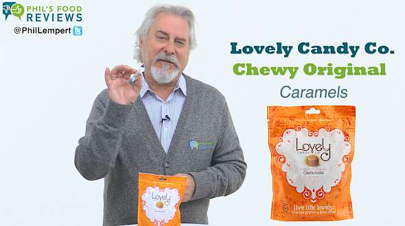 The Lovely Candy Company Chewy Caramels