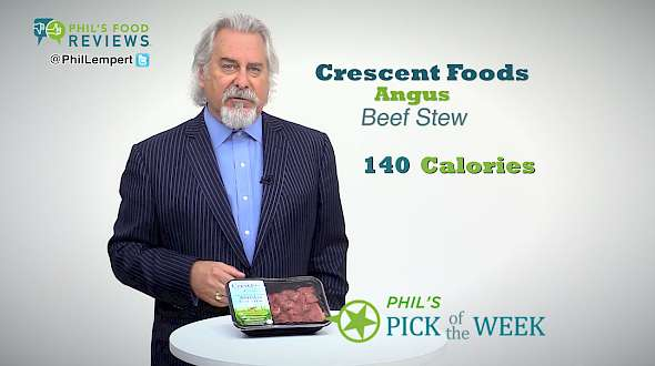 Crescent Foods Angus Beef Stew is my PICK OF THE WEEK!