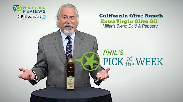 California Olive Ranch Extra Virgin Olive Oil Miller's Blend Bold & Peppery